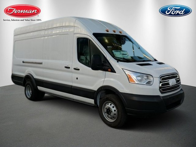 2018 Transit 350 HD High Roof DRW 4x2,  Empty Cargo Van #18F1184 - photo 1