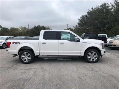 2018 F-150 SuperCrew Cab 4x4, Pickup #18F209 - photo 3