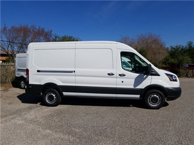 2018 Transit 250 Med Roof 4x2,  Empty Cargo Van #18F249 - photo 3