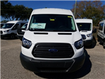 2018 Transit 250 Med Roof 4x2,  Empty Cargo Van #18F249 - photo 4