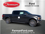 2018 F-150 Crew Cab 4x4, Pickup #18F260 - photo 1