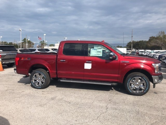 2018 F-150 SuperCrew Cab 4x4, Pickup #18F272 - photo 3