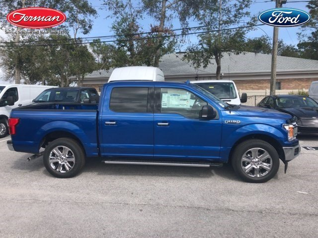 2018 F-150 SuperCrew Cab 4x2,  Pickup #18F322 - photo 3