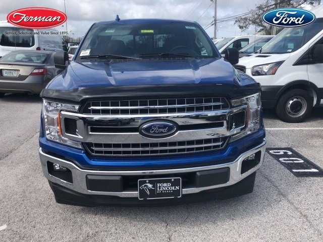 2018 F-150 SuperCrew Cab 4x2,  Pickup #18F322 - photo 4