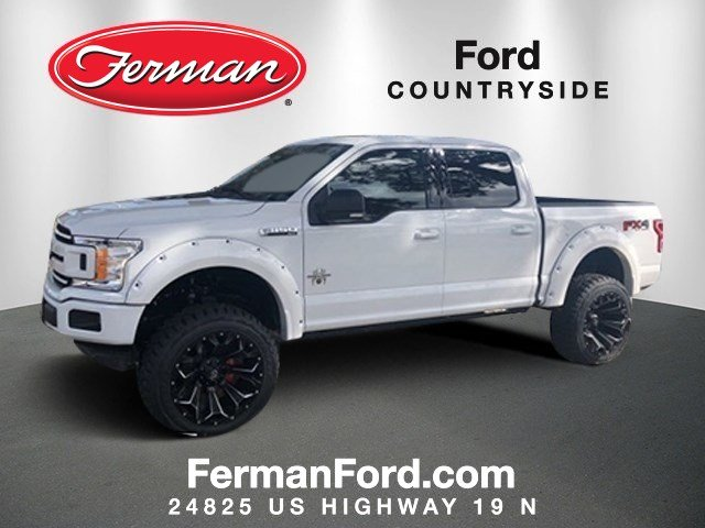 2018 F-150 SuperCrew Cab 4x4,  Pickup #18F325 - photo 1