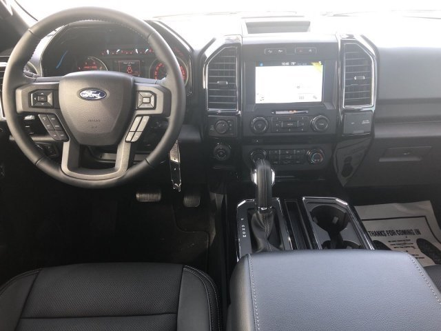 2018 F-150 SuperCrew Cab 4x4,  Pickup #18F325 - photo 4