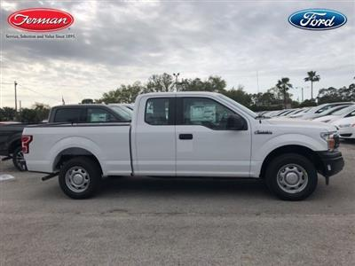 2018 F-150 Super Cab 4x2,  Pickup #18F430 - photo 3
