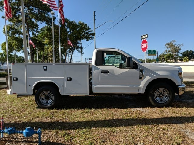 2018 F-250 Regular Cab, Service Body #18F489 - photo 3