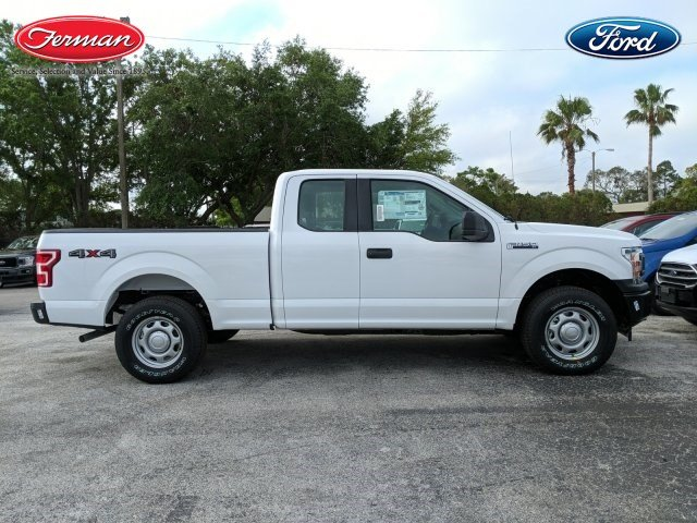 2018 F-150 Super Cab 4x4,  Pickup #18F494 - photo 3