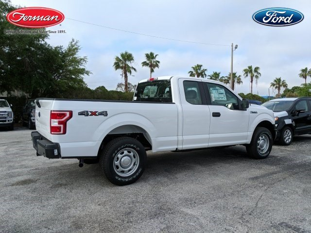 2018 F-150 Super Cab 4x4,  Pickup #18F494 - photo 2
