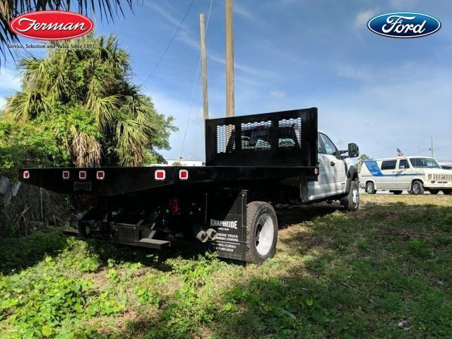 2018 F-450 Crew Cab DRW 4x2,  Knapheide Value-Master X Platform Body #18F519 - photo 2