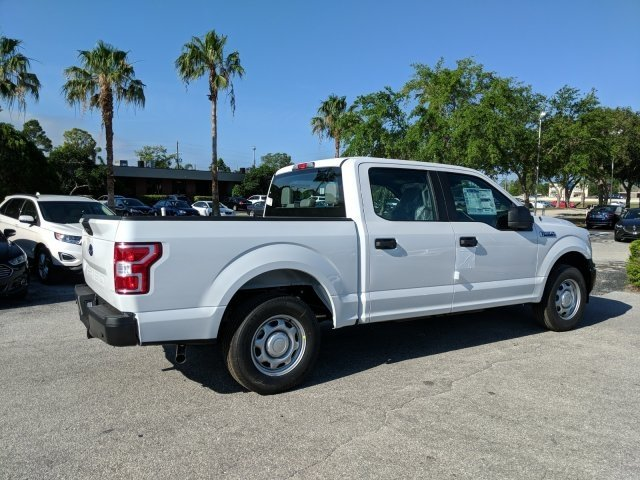 2018 F-150 SuperCrew Cab,  Pickup #18F570 - photo 2