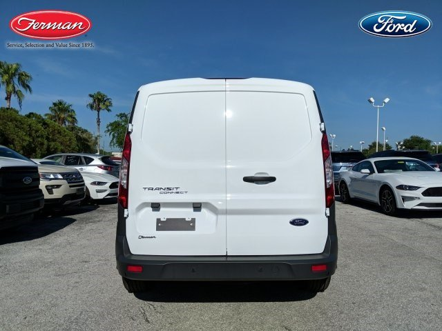 2018 Transit Connect 4x2,  Empty Cargo Van #18F580 - photo 4