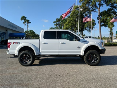 2018 F-150 SuperCrew Cab 4x4,  Pickup #18F592 - photo 3