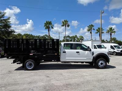 2018 F-450 Crew Cab DRW 4x2,  Knapheide Value-Master X Stake Bed #18F639 - photo 3