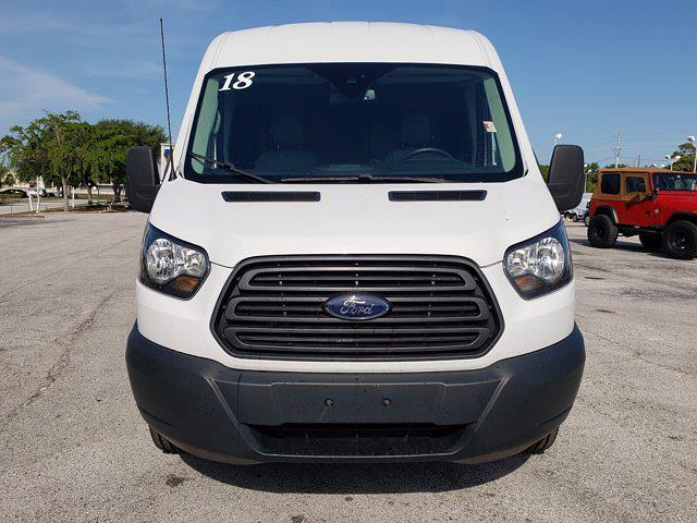 2018 Transit 250 Med Roof, Cargo Van #18F684 - photo 4