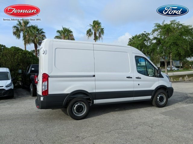 2018 Transit 250 Med Roof 4x2,  Upfitted Cargo Van #18F704 - photo 2