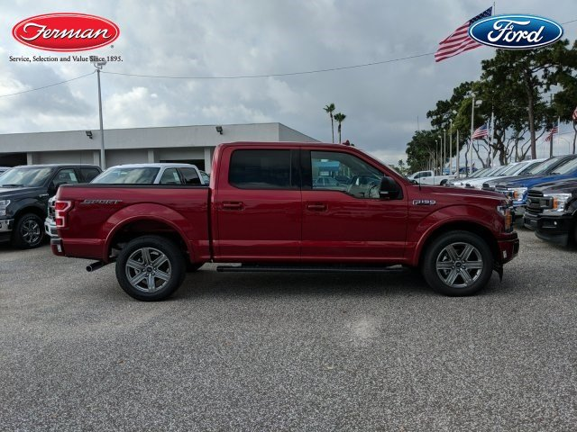 2018 F-150 SuperCrew Cab 4x2,  Pickup #18F723 - photo 3