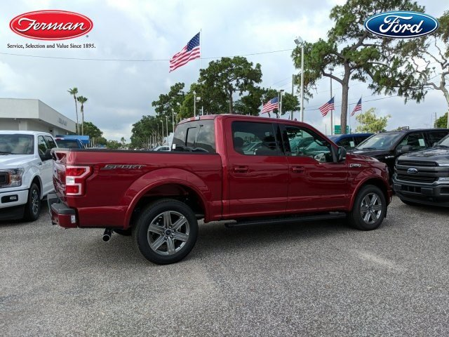 2018 F-150 SuperCrew Cab 4x2,  Pickup #18F723 - photo 2
