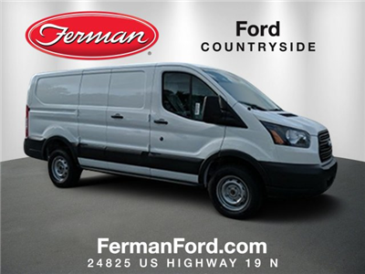 2018 Transit 250 Low Roof 4x2,  Empty Cargo Van #18F732 - photo 1