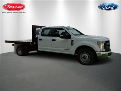 2018 F-350 Crew Cab DRW 4x2,  Knapheide Value-Master X Platform Body #18F799 - photo 1