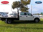 2018 F-350 Crew Cab DRW 4x2,  Knapheide Value-Master X Platform Body #18F799 - photo 2