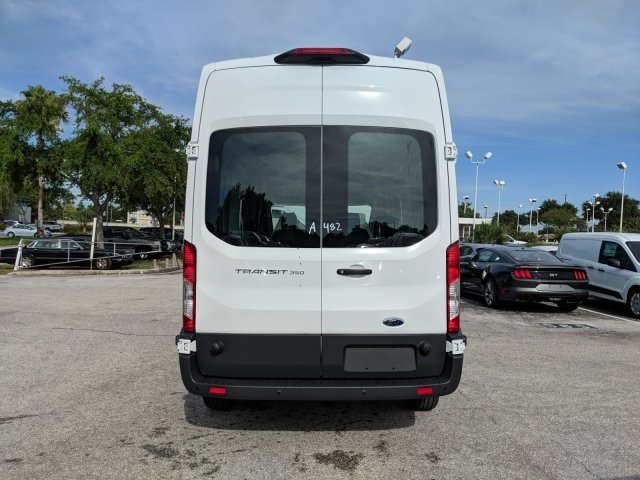 2018 Transit 350 High Roof 4x2,  Empty Cargo Van #18F824 - photo 4
