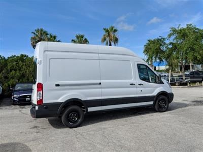 2018 Transit 350 High Roof 4x2,  Empty Cargo Van #18F824 - photo 2