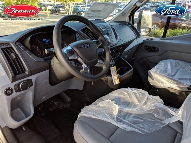 2018 Transit 250 Low Roof 4x2,  Empty Cargo Van #18F998 - photo 5