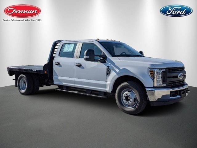 2019 F-350 Crew Cab DRW 4x2, Freedom Platform Body #19F1077 - photo 1