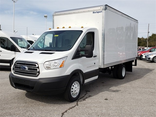 2019 Transit 350 HD DRW 4x2, Rockport Cutaway Van #19F1093 - photo 1