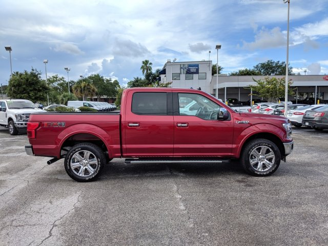 2019 F-150 SuperCrew Cab 4x4,  Pickup #19F134R - photo 3