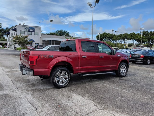 2019 F-150 SuperCrew Cab 4x4,  Pickup #19F134R - photo 2
