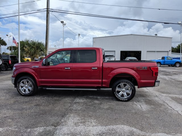 2019 F-150 SuperCrew Cab 4x4,  Pickup #19F134R - photo 5
