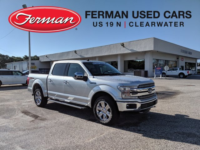 2019 F-150 SuperCrew Cab 4x4,  Pickup #19F135R - photo 1