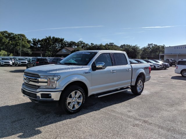 2019 F-150 SuperCrew Cab 4x4,  Pickup #19F135R - photo 4