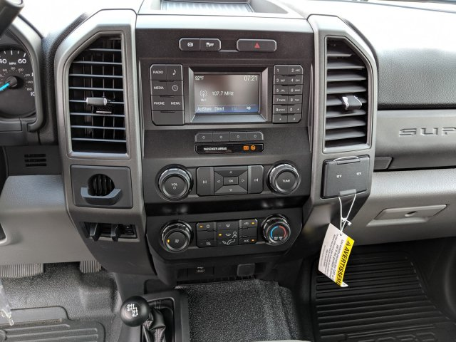 2019 F-450 Super Cab DRW 4x4,  CM Truck Beds RD Model Platform Body #19F160 - photo 7