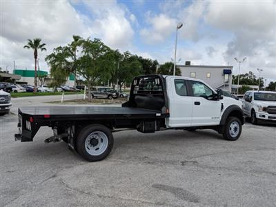 2019 F-450 Super Cab DRW 4x4,  CM Truck Beds RD Model Platform Body #19F160 - photo 2