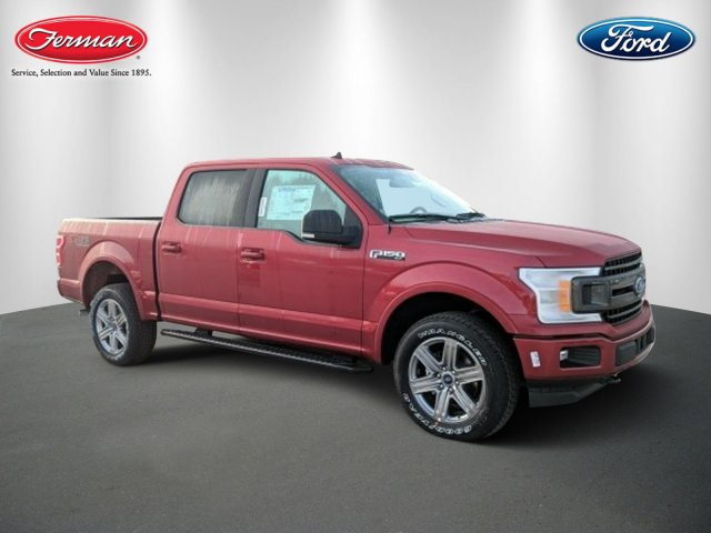 2019 F-150 SuperCrew Cab 4x4,  Pickup #19F188 - photo 1