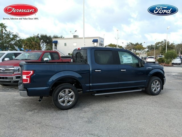2019 F-150 SuperCrew Cab 4x2,  Pickup #19F191R - photo 2