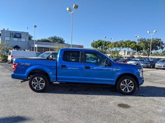2019 F-150 SuperCrew Cab 4x2,  Pickup #19F273R - photo 3