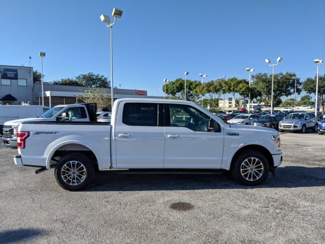 2019 F-150 SuperCrew Cab 4x2,  Pickup #19F278R - photo 3