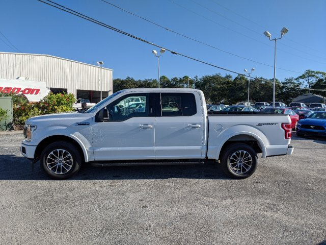 2019 F-150 SuperCrew Cab 4x2,  Pickup #19F278R - photo 5