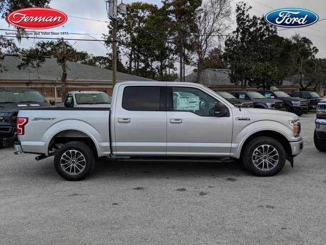 2019 F-150 SuperCrew Cab 4x2,  Pickup #19F279 - photo 3