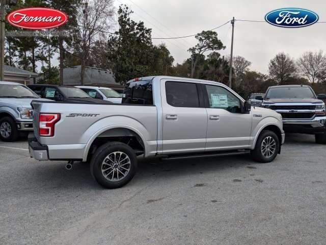 2019 F-150 SuperCrew Cab 4x2,  Pickup #19F279 - photo 2