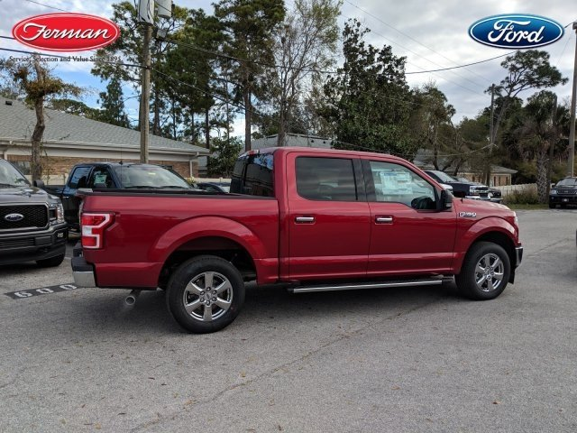 2019 F-150 SuperCrew Cab 4x2,  Pickup #19F314 - photo 2