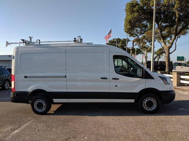 2019 Transit 250 Med Roof 4x2,  Kargo Master HVAC Upfitted Cargo Van #19F324 - photo 3