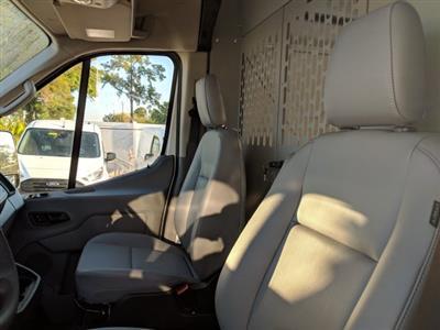 2019 Transit 250 Med Roof 4x2,  Kargo Master HVAC Upfitted Cargo Van #19F324 - photo 10