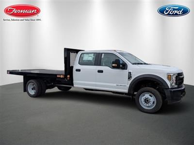 2019 F-450 Crew Cab DRW 4x4,  Knapheide Value-Master X Platform Body #19F335 - photo 1