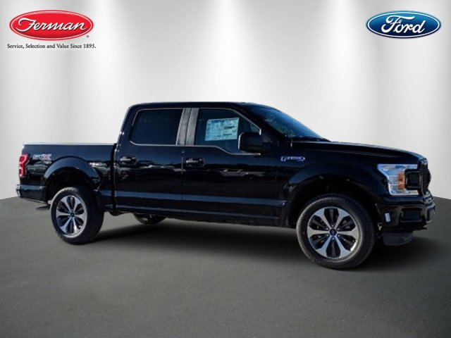 2019 F-150 SuperCrew Cab 4x4,  Pickup #19F340 - photo 1